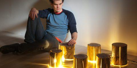 Bright new design talent at next week's Furnitex