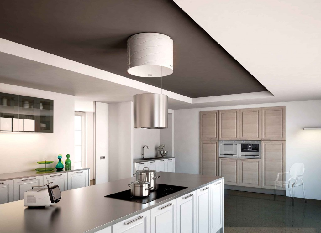 New Smeg Ceiling Mount Range Hoods Add Class To Your