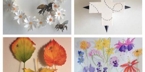 Get down to James Gordon's popup for paper art gifts which will make you very popular
