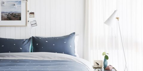 Jen loves: debut bedding collection by Hunting for George