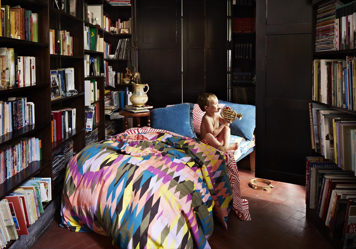 Also their beautiful adult's bed linen goes down to single sizes, perfect for the mature style-savy kid! Cultiver: High-quality linen bedding in a range of beautiful full-bodied colours, Cultiver is the perfect alternative for parents tired of garish colours and clunky bed designs. With a selection of their range available in single sizes, their bedding is sophisticated and promises to last the test of time.