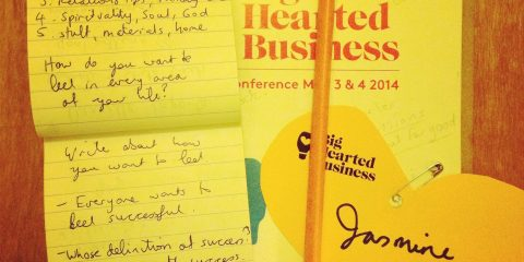 Inspiration from the Big Hearted Business (un-)Conference