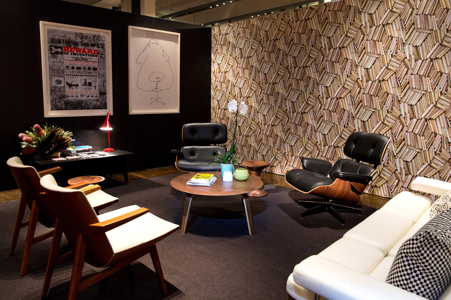 The Herman Miller Collection Lounge At The Sydney Film