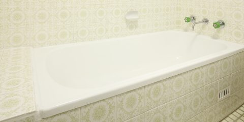 A new look bathroom for less than $100