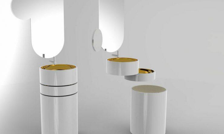 Reece BIA winners invent versatile bathroom vanity units