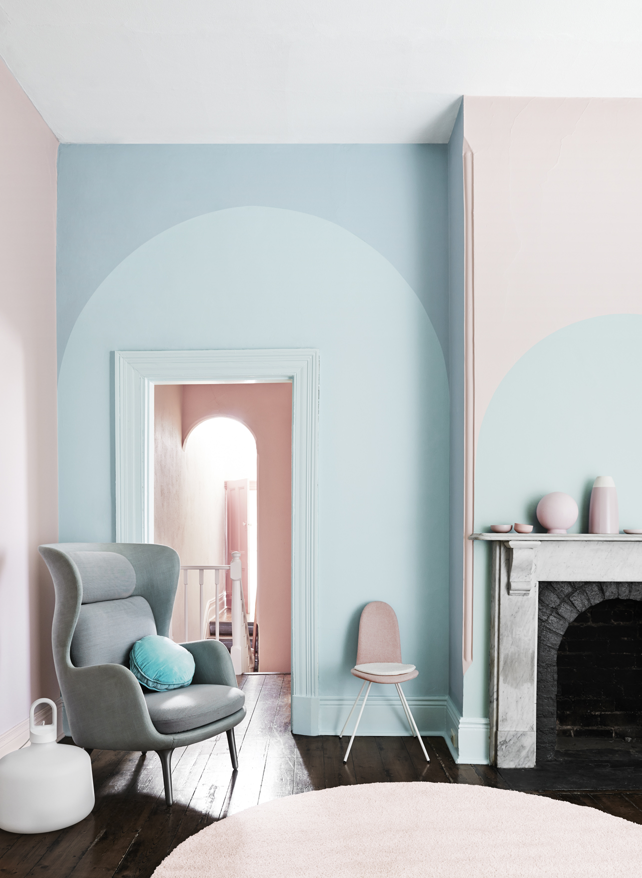 Styled by Edwards Moore for Dulux