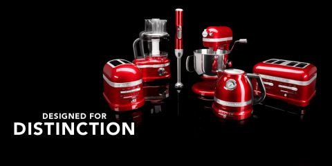 The best in kitchen power and luxury from Kitchenaid