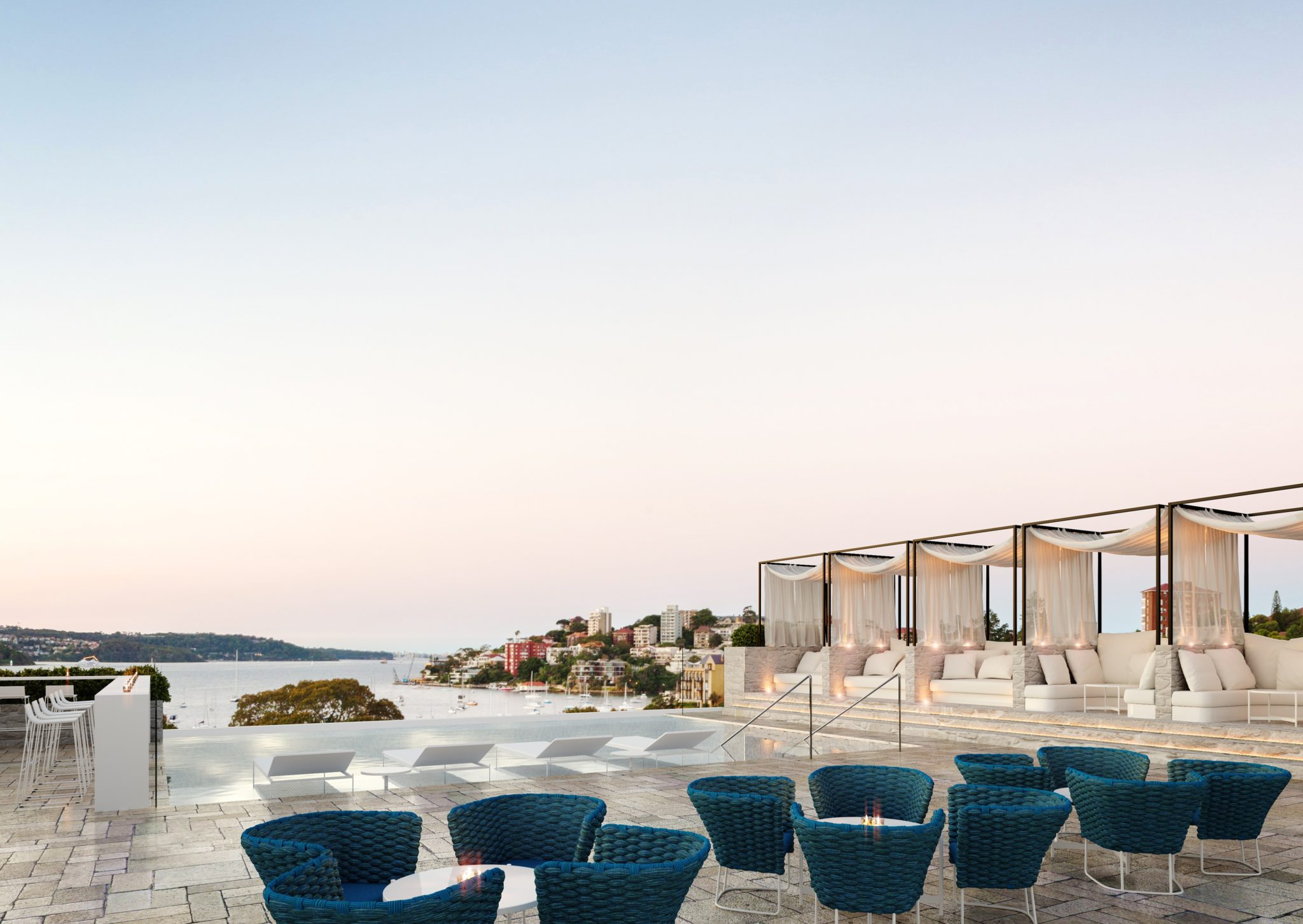 The InterContinental Double Bay: opening soon & looking ...