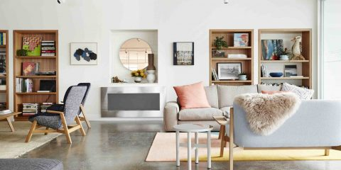 Jardan's flagship store is more like a home than a showroom