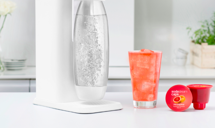 Going back to my childhood with the new SodaStream Play
