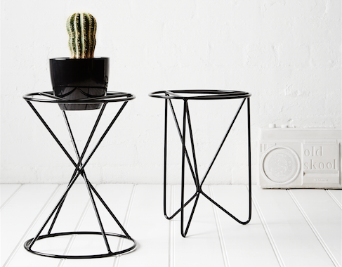 Show off your pot plants in style with Ivy Muse