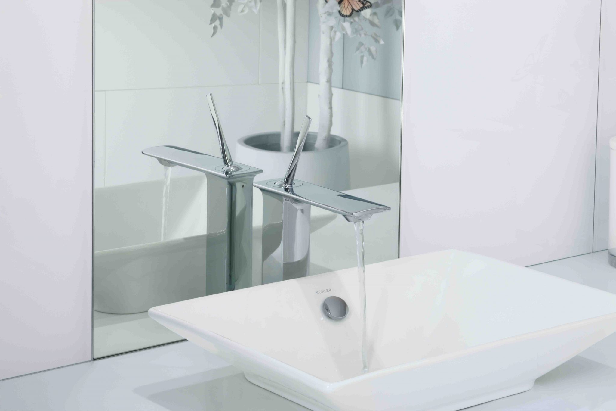 Kohler\'s new, bold and modern tapware - The Interiors Addict