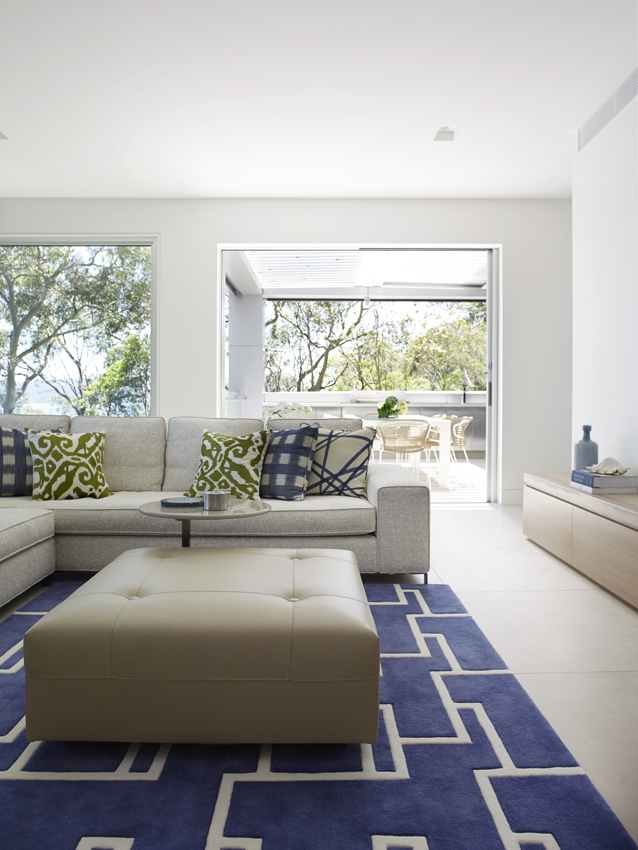 How to arrange cushions by Greg Natale The Interiors Addict