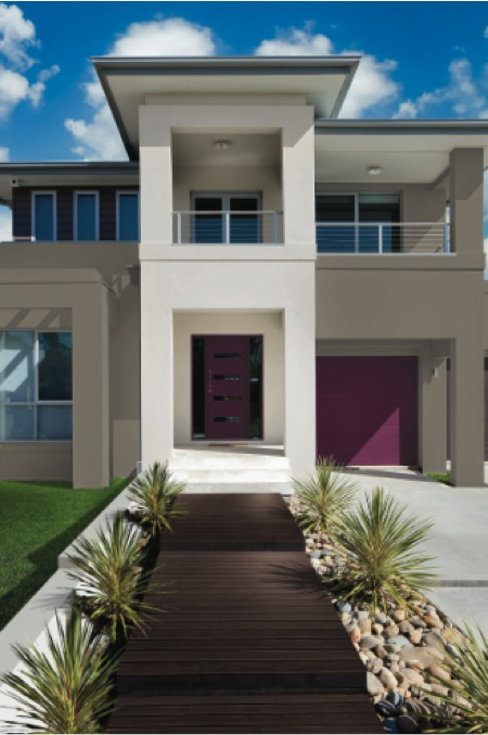 Shaynna Blaze S Tips For Kerb Appeal Amp Exterior Colour