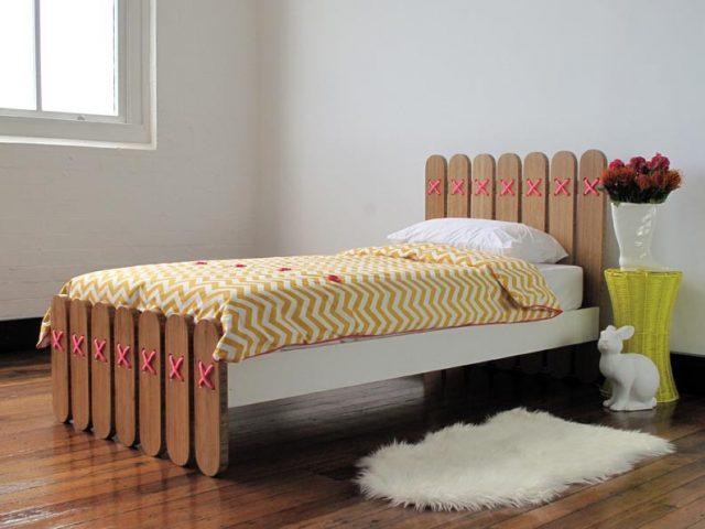 Best POP H C LR x Sleigh Bed