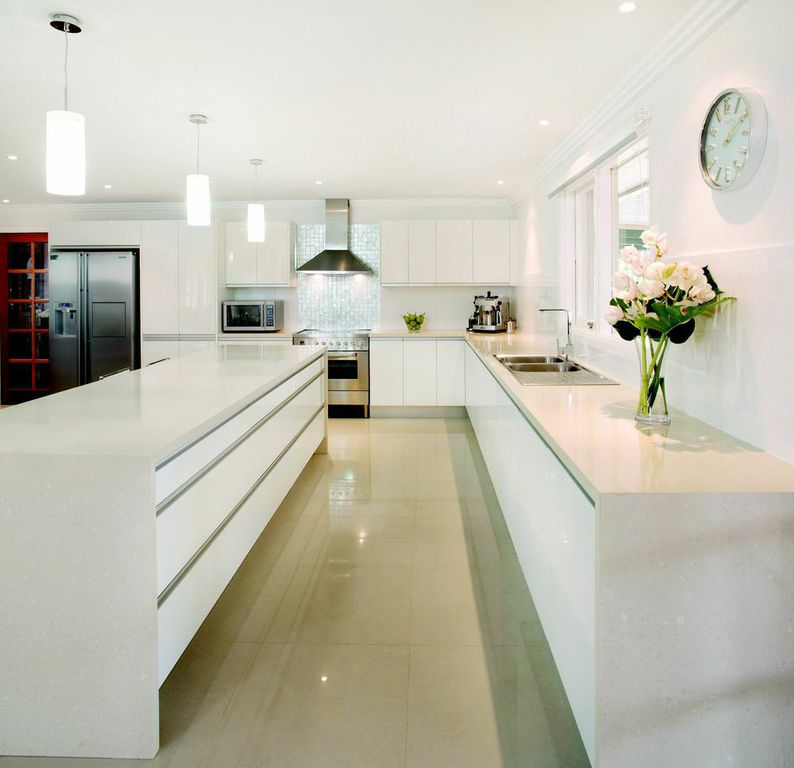 Top kitchen trends for 2015 in australia the interiors for Modern kitchen design australia