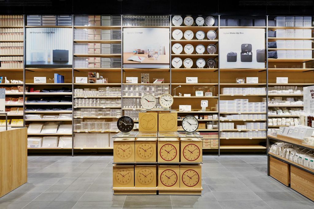 MUJI to open their first Sydney store next month