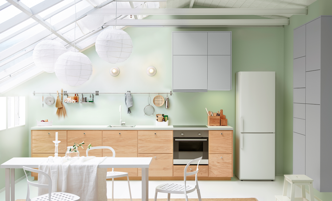 Ikea metod the most flexible and affordable kitchen system the interiors addict - Most popular ikea kitchen cabinets for more functional workspace ...