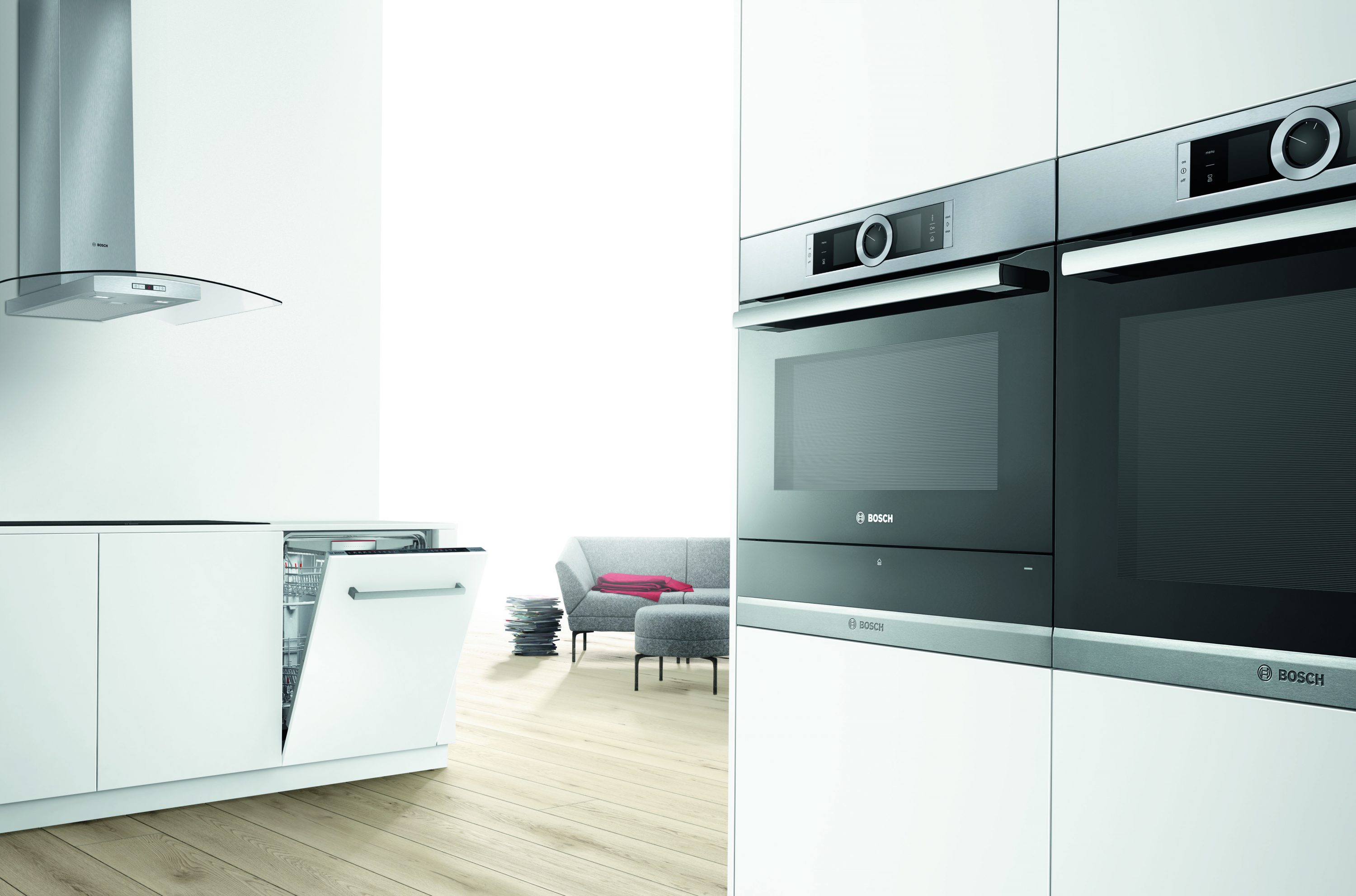 bosch series 8 the complete kitchen solution the interiors addict. Black Bedroom Furniture Sets. Home Design Ideas