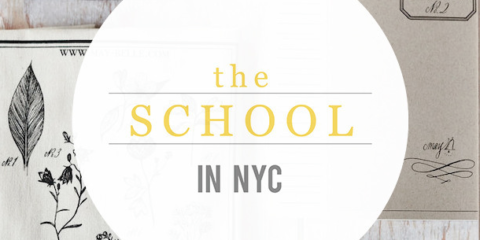 Megan Morton's The School goes to NYC