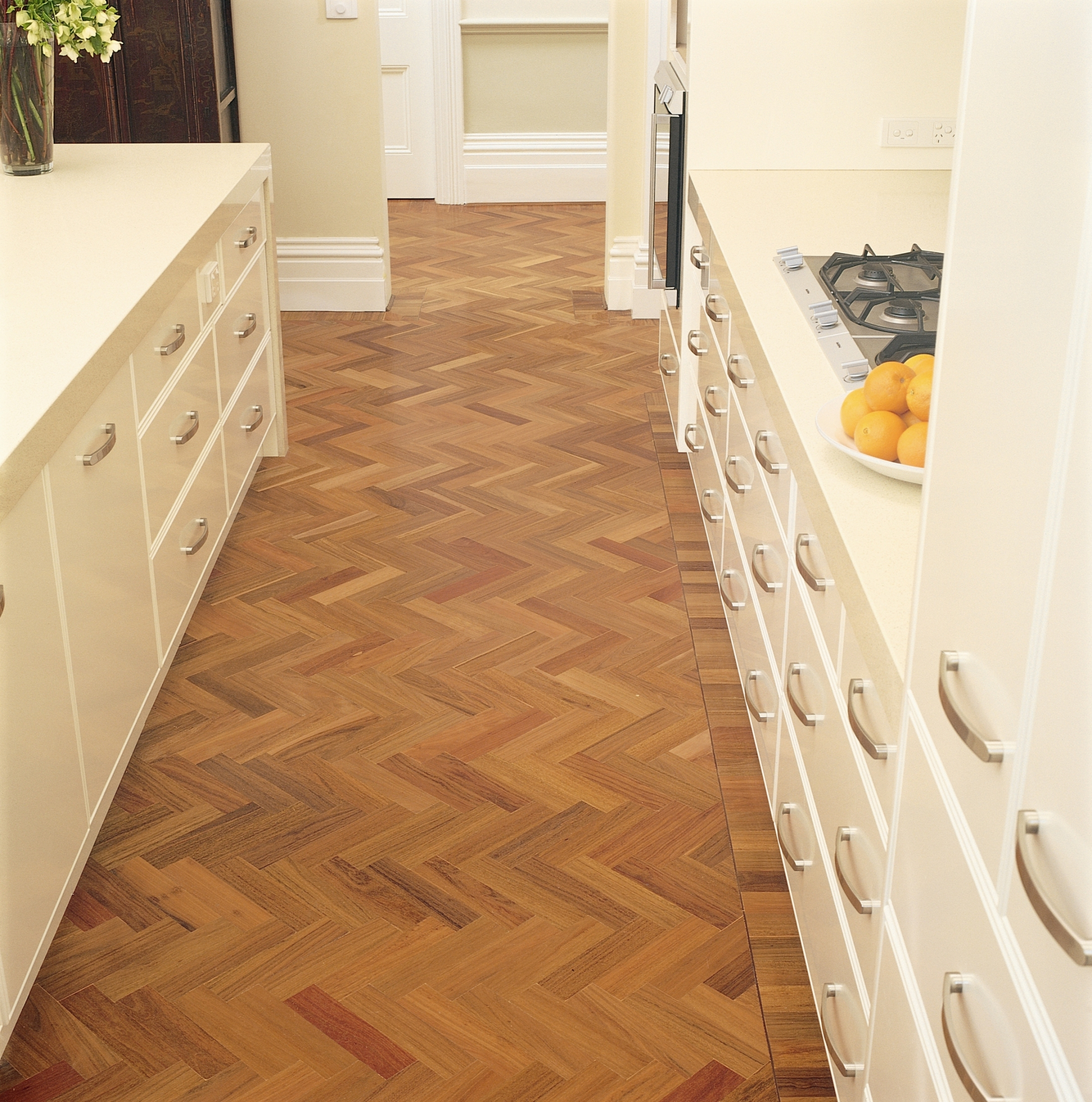 Stop Press Parquetry Flooring Makes A