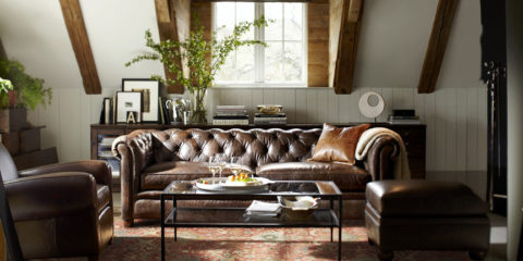 Leather or fabric sofa: how to choose which is best for you