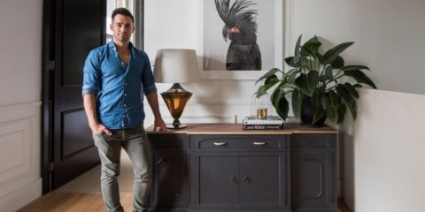 Steve Cordony's guide to upcycling furniture with style