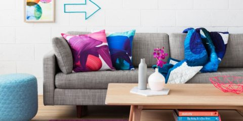 The colourful, textural and pattern-happy homewares of Squeak
