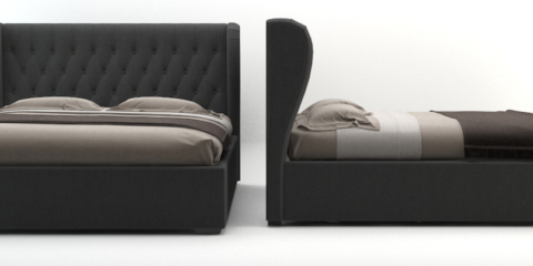 Design a bed with Brosa's Design-A-Bed & you could win it!