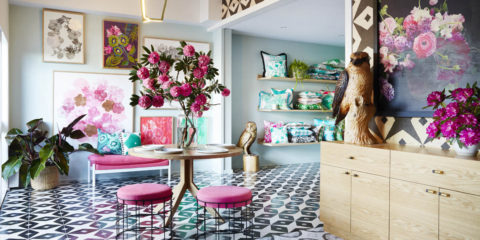Bonnie and Neil's colourful and gorgeous Melbourne store