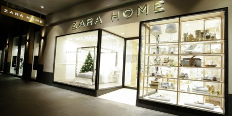 Zara Home launches Australian online store and Sydney flagship
