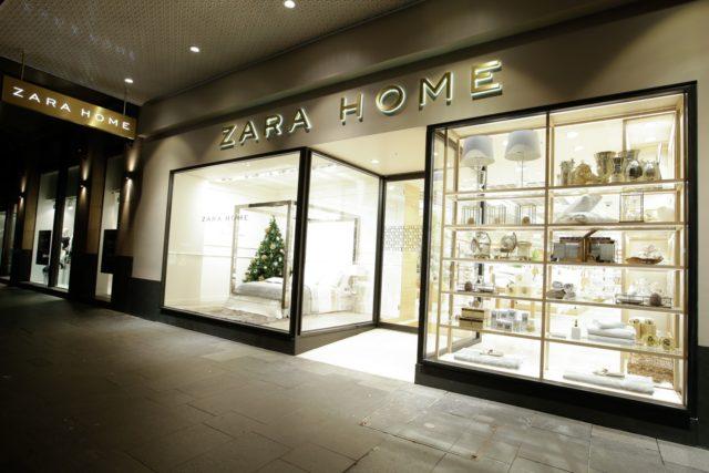 Zara Home Pitt St Mall (1), IMAGE LUCAS DAWSON
