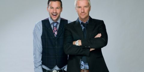 Colin & Justin to replace Reno Rumble judges Darren and Romy