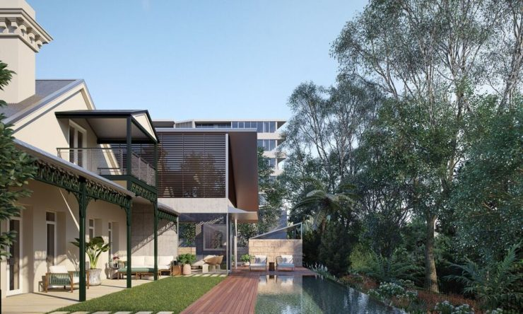 A look inside Bondi's (soon to be) grandest home