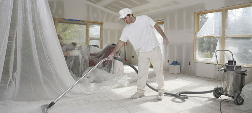 How to keep things clean during a renovation - The ...