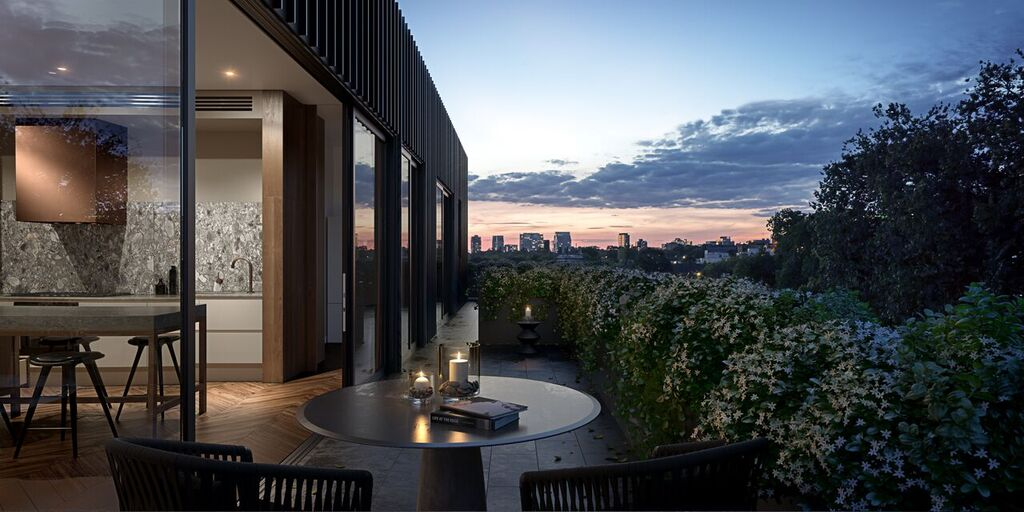 Living trend: Tech-driven luxury apartments hit Melbourne ...