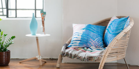 Sydney beach art and homewares by Jennifer Lia