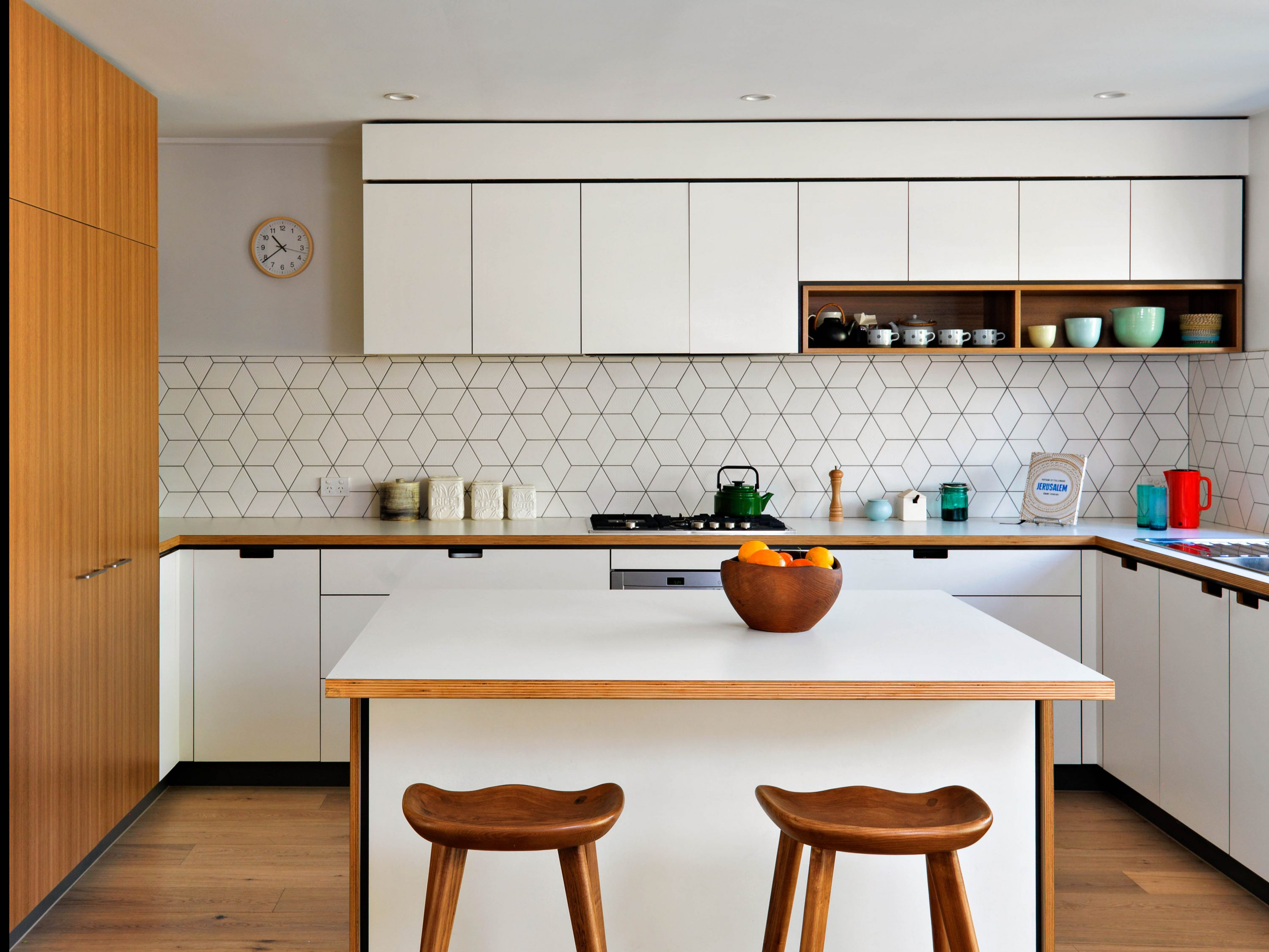 How To Create A Mid Century Inspired Kitchen The Interiors Addict