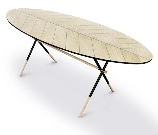 Criteria_Pietro Russo_Piuma dining table_02