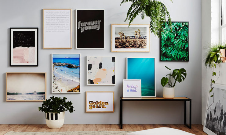 Hunting for George release fab new art print collection