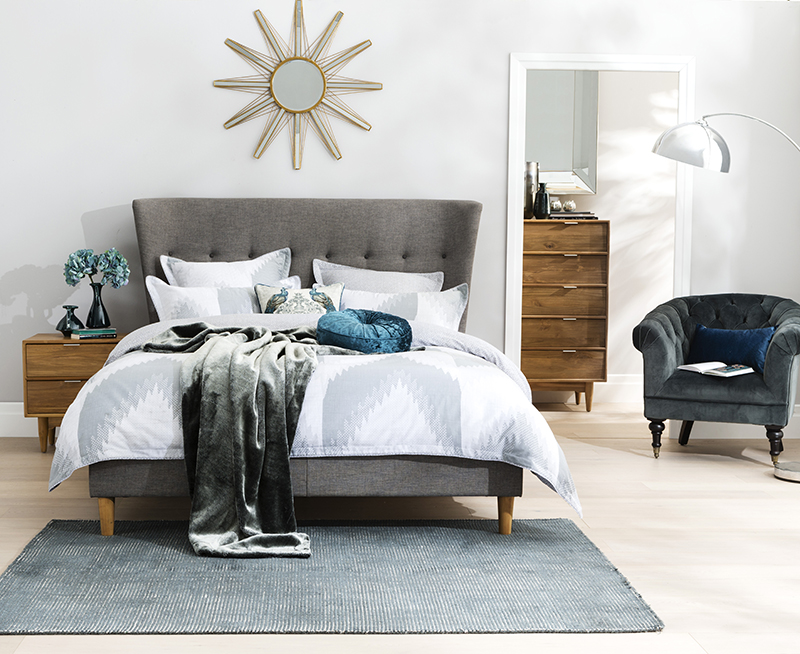 Spring Into Summer With The New Forty Winks Bedroom