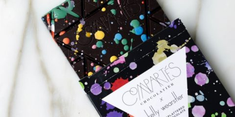 Kelly Wearstler's chocolate line is too pretty to eat