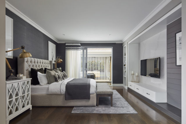 Hamptons Meets Gatsby In Brighton East With Metricon The