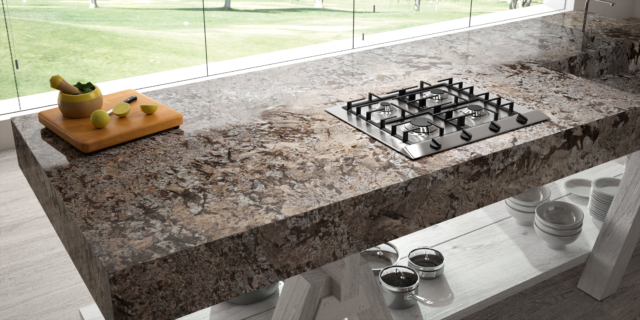 Cosentino Launch First Granite Surface In Australia And