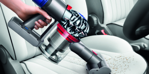Review: The new Dyson V8 cordless vacuums