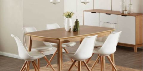 Perfect match: Our top six dining table & chair sets