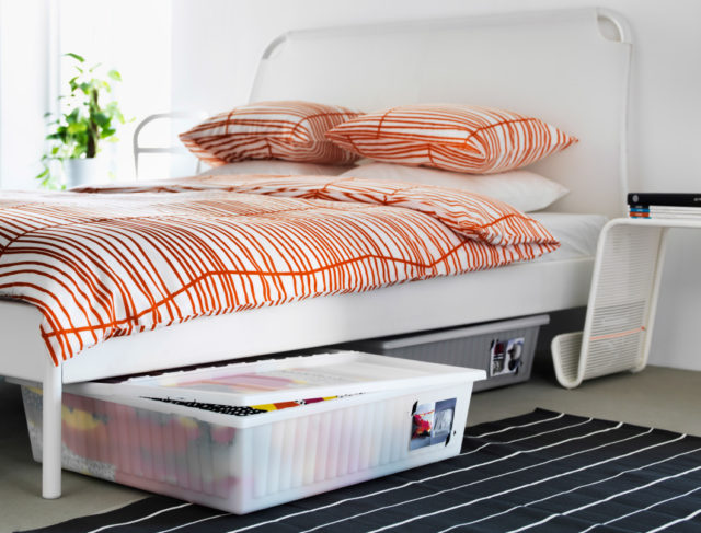 IKEA expert shares top decluttering and storage hacks - The