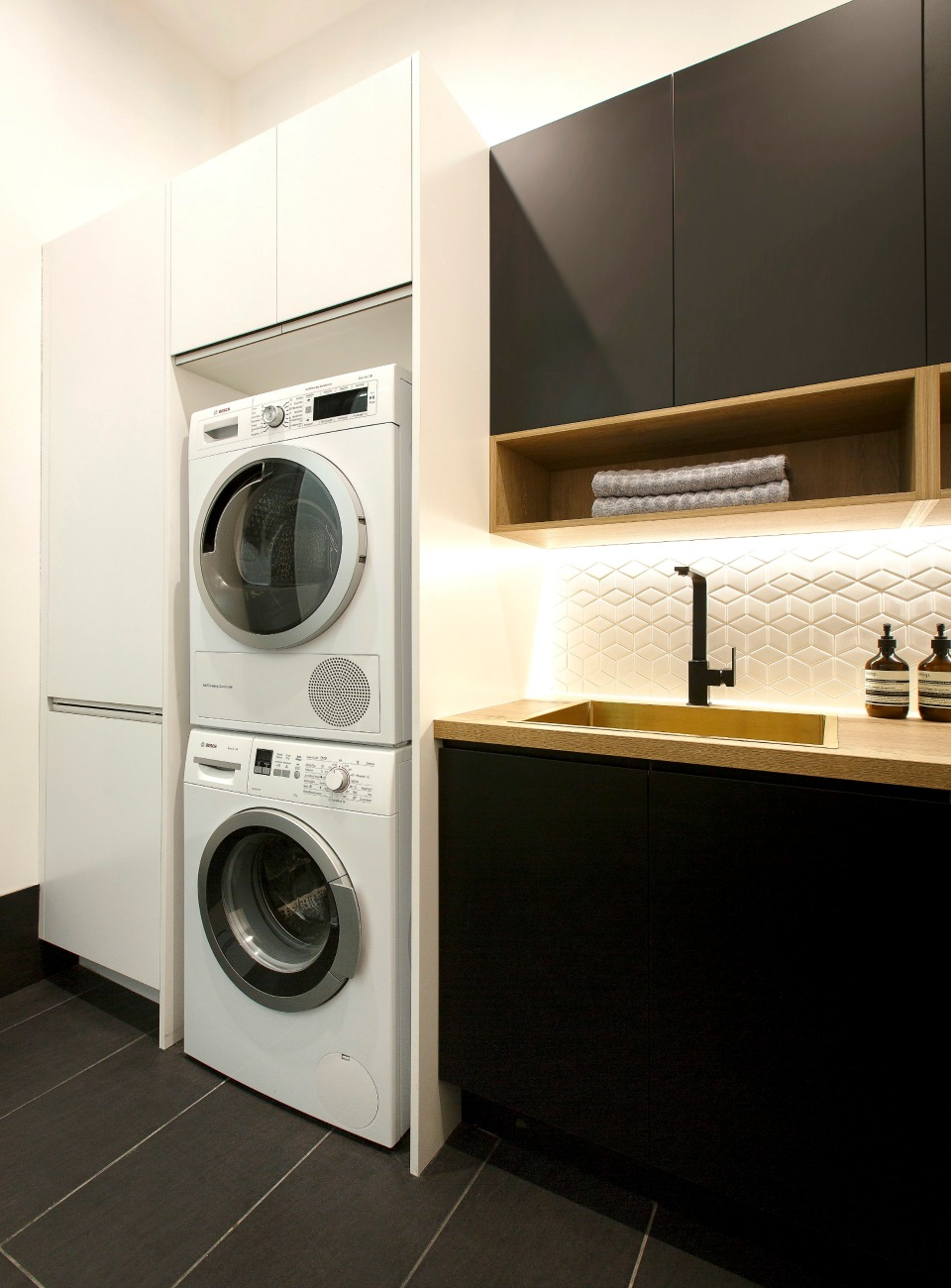 Darren Palmer's top laundry design tips