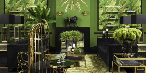 How to: Decorate with Pantone's Greenery
