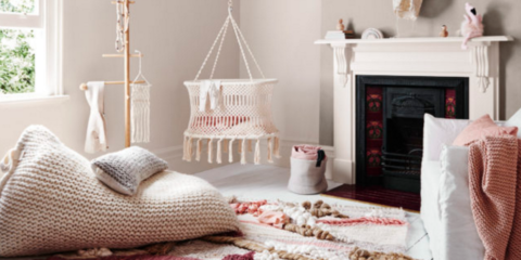 Pitter patter: Latest Dulux colour trend perfect for a nursery